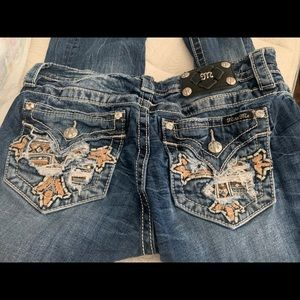 New without tags miss me jeans